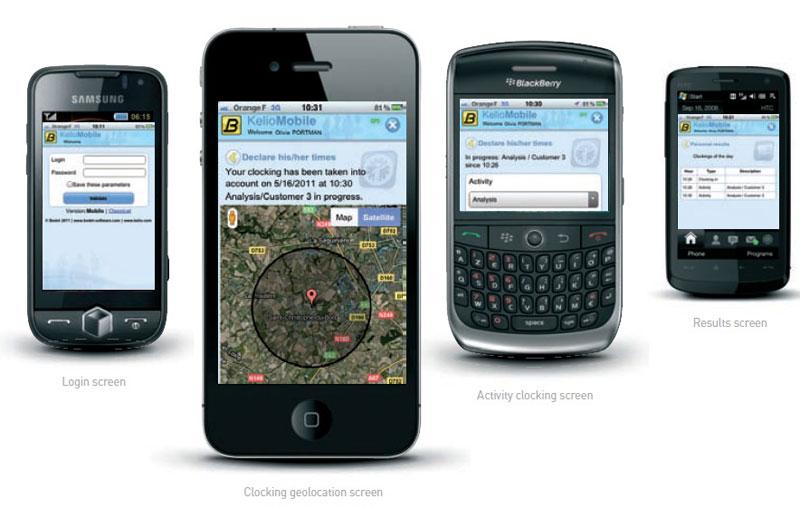 Mobile Clocking