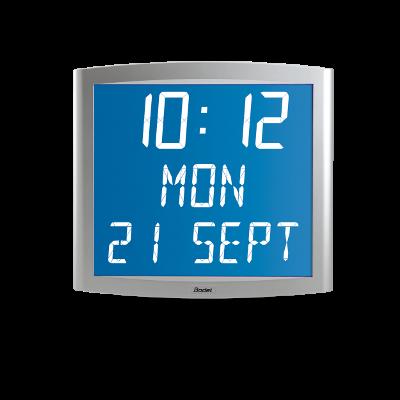 Multifunction Clock Opalys Date