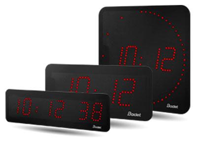 Bodet LED Digital Clock Style